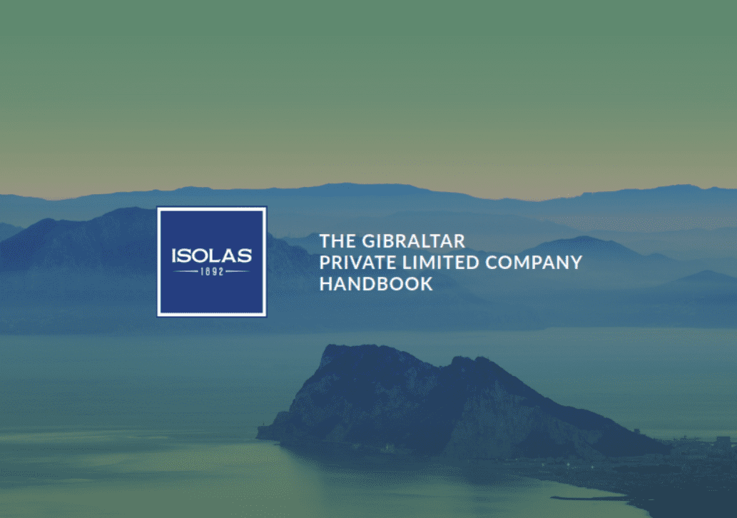 Gibraltar Private Limited Company Handbook